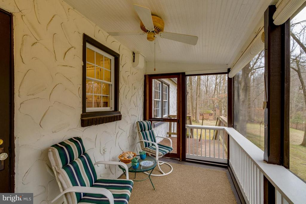 Relax and enjoy some outdoor time - 6505 WAVERLEY ST, ALEXANDRIA