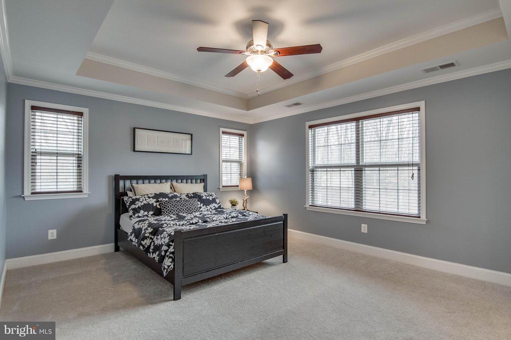 Bedroom (Master) - 11809 MOLAIR RD, MANASSAS