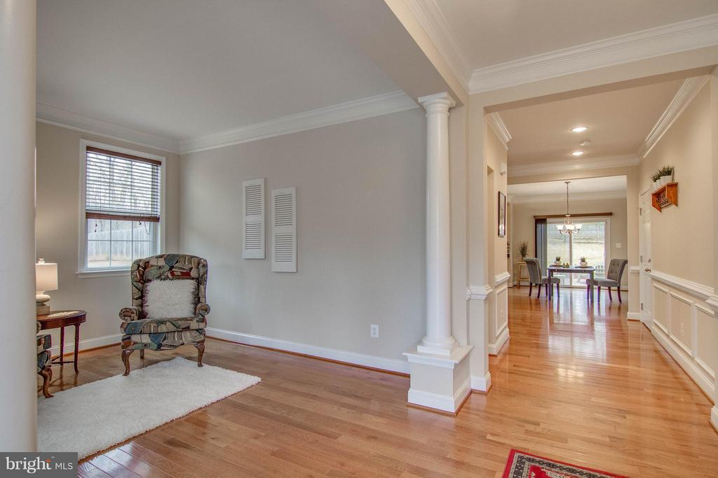 Living Room - 11809 MOLAIR RD, MANASSAS