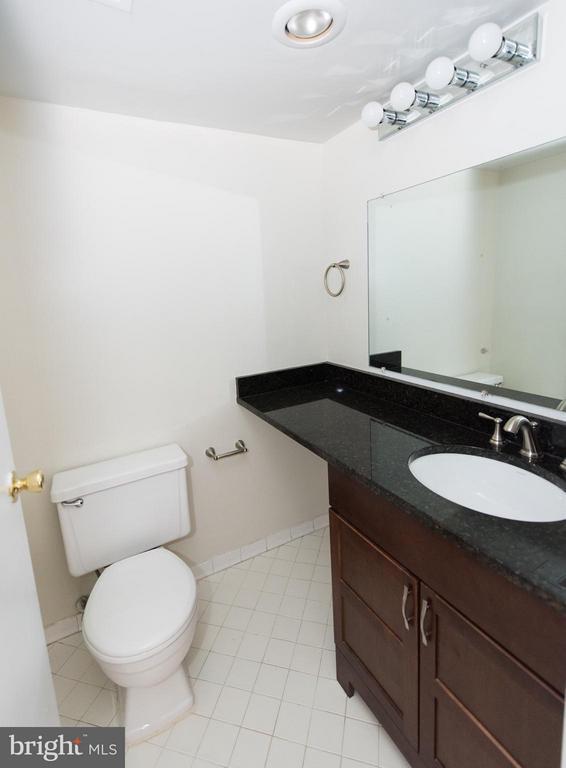 Private Master Bathroom - 11252 CHESTNUT GROVE SQ #346, RESTON