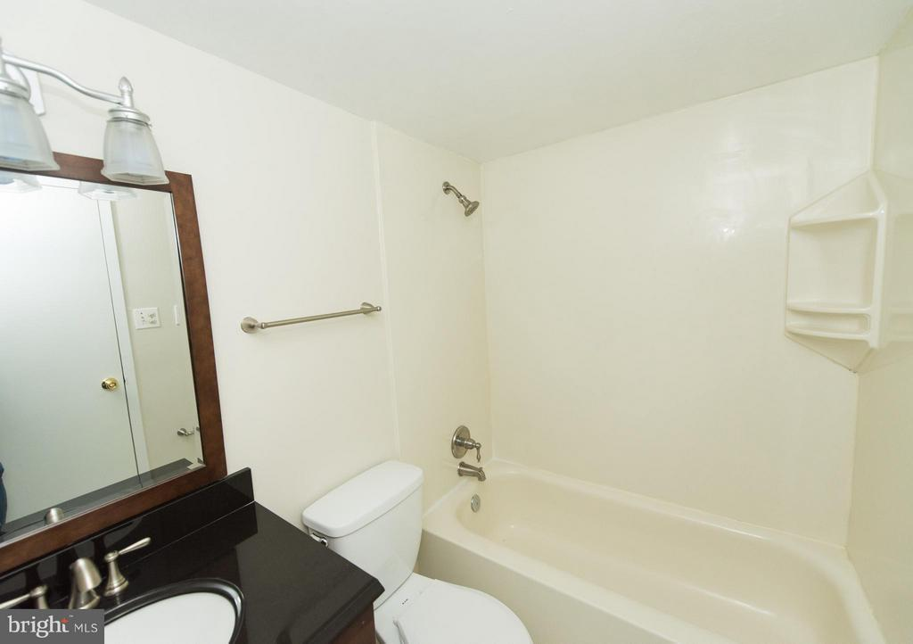 Large full bath - 11252 CHESTNUT GROVE SQ #346, RESTON