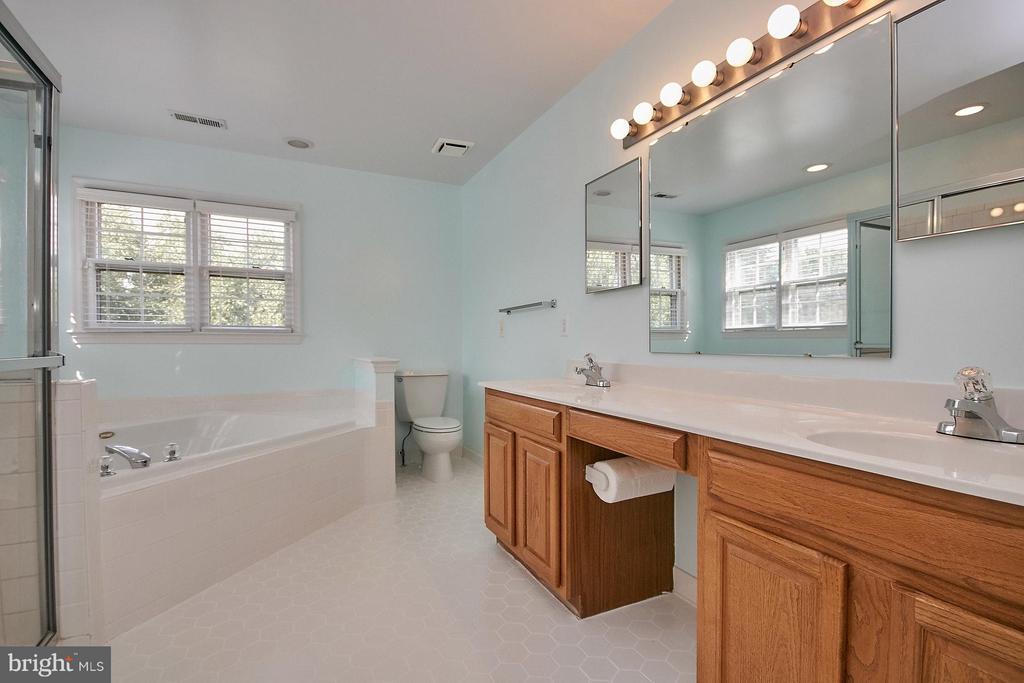 Bath (Master) - 6726 HARTWOOD LN, CENTREVILLE