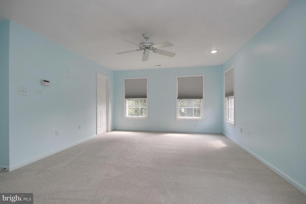 Bedroom (Master) - 6726 HARTWOOD LN, CENTREVILLE