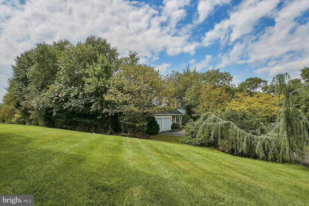 View - 6726 HARTWOOD LN, CENTREVILLE