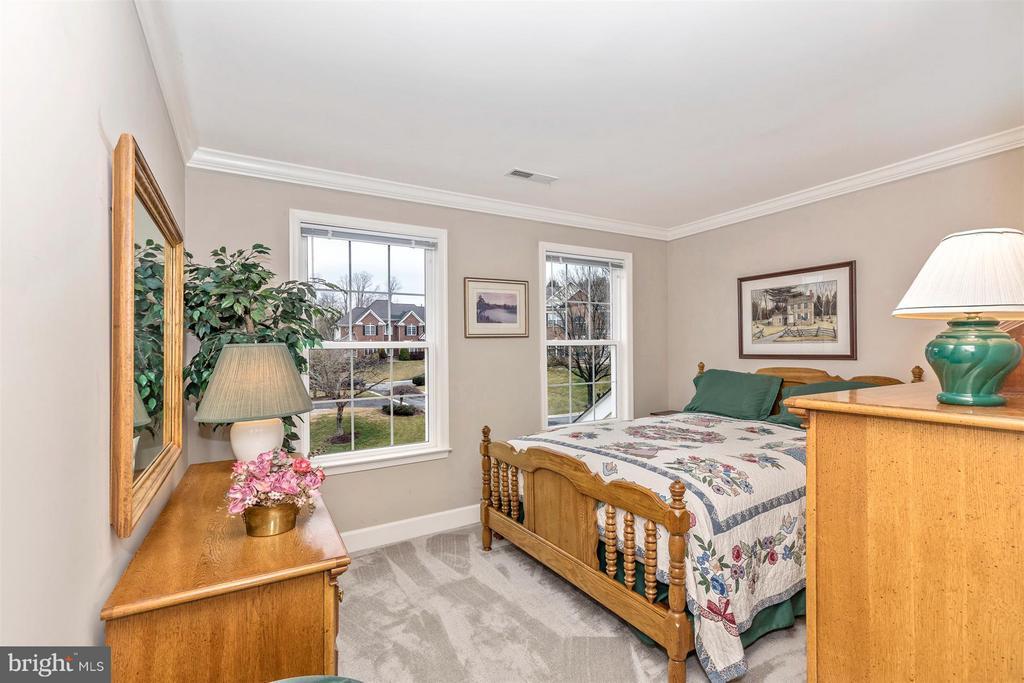 Bedroom 2-New carpet. - 11317 SANANDREW DR, NEW MARKET