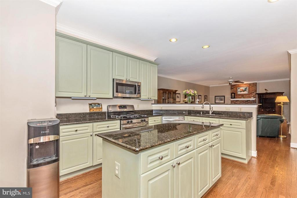 Granite counter tops. - 11317 SANANDREW DR, NEW MARKET