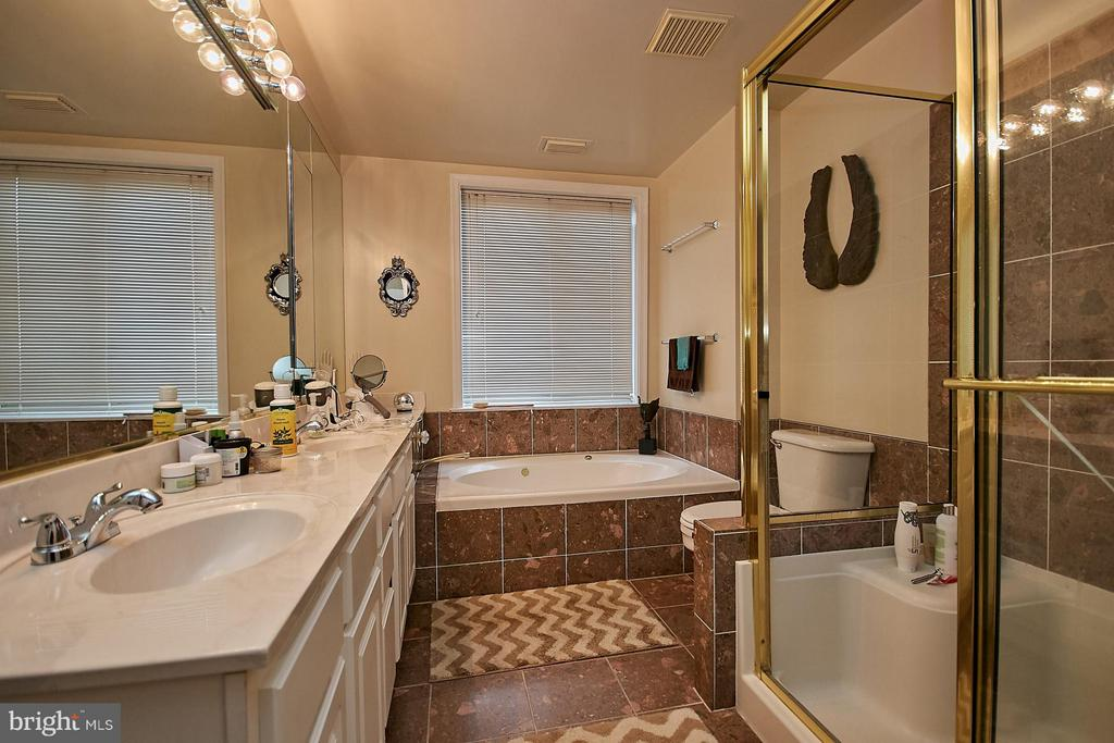 Jetted tub and separate shower - 901 MONROE ST N #1310, ARLINGTON