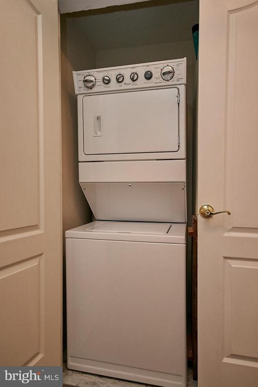 Washer/Dryer - 901 MONROE ST N #1310, ARLINGTON