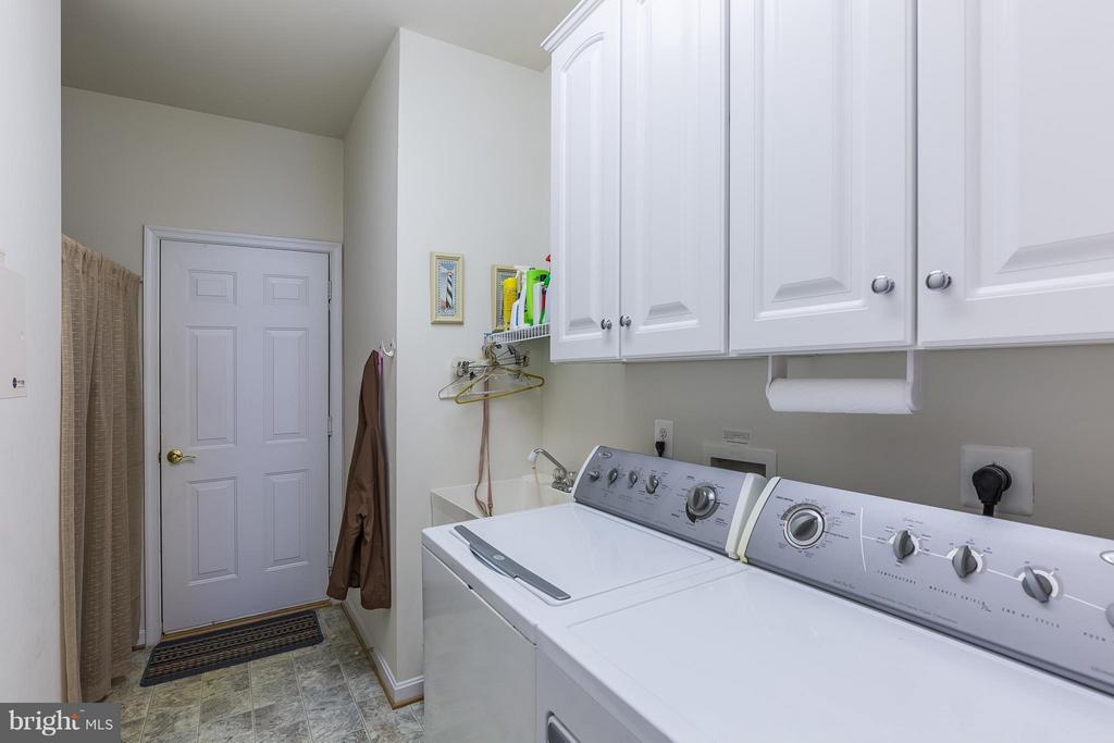 Laundry Room - 17275 FOUR SEASONS DR, DUMFRIES