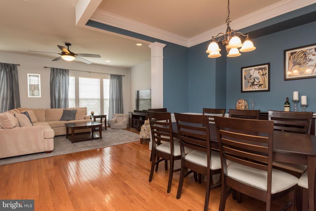 Dining Room - 43507 WHEADON TER, CHANTILLY