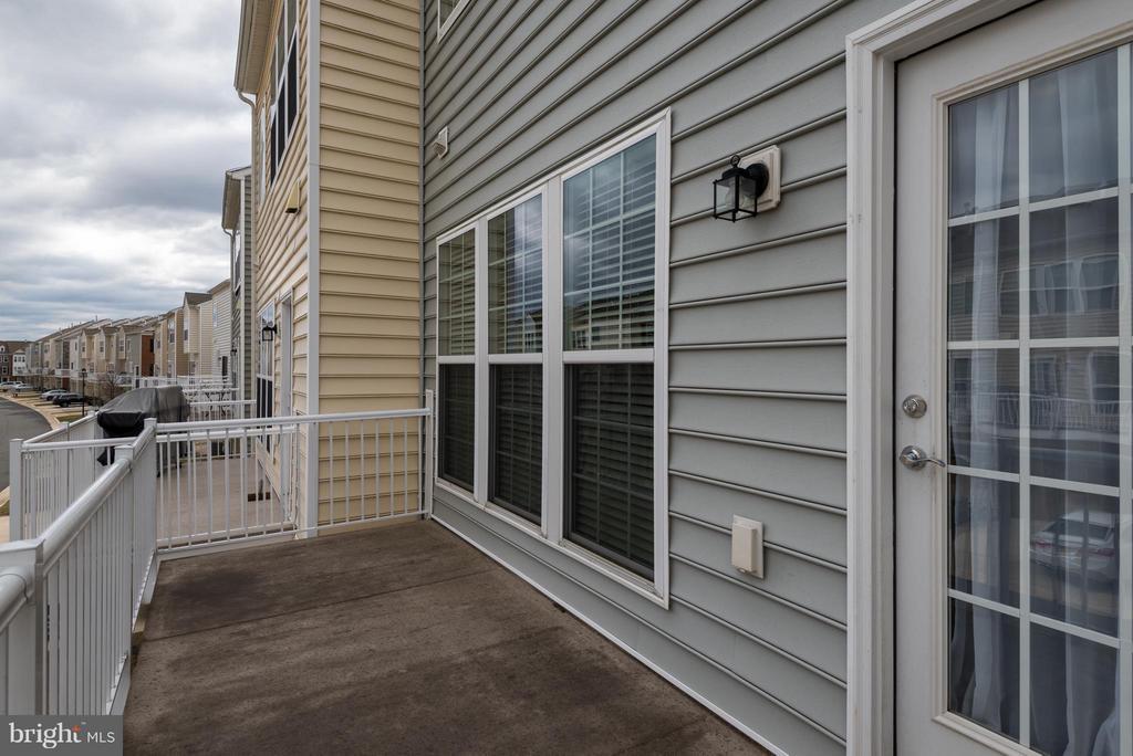 Exterior (Rear) - 43507 WHEADON TER, CHANTILLY