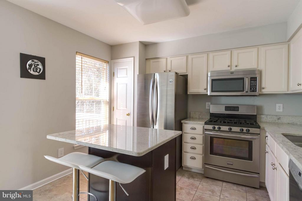 Stainless Steel Appliances, Cabinets & Pantry - 154 INGLE PL, ALEXANDRIA