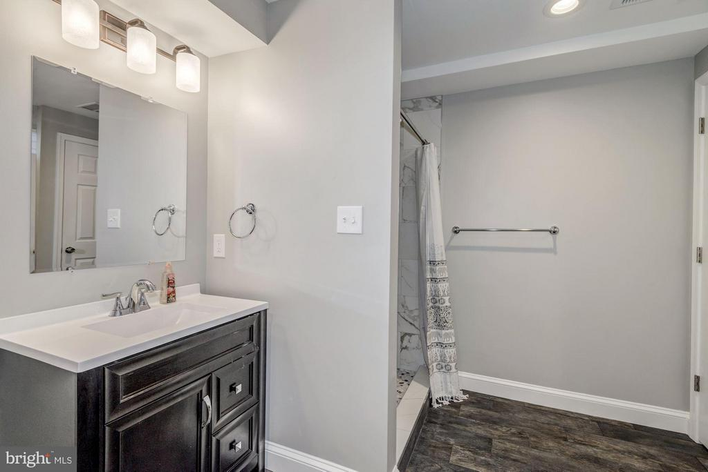 New Bath Installed in 2017 - 2707 HOLLY ST, ALEXANDRIA