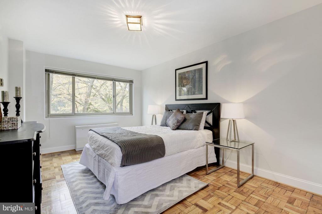 Bedroom - 4600 CONNECTICUT AVE NW #412, WASHINGTON