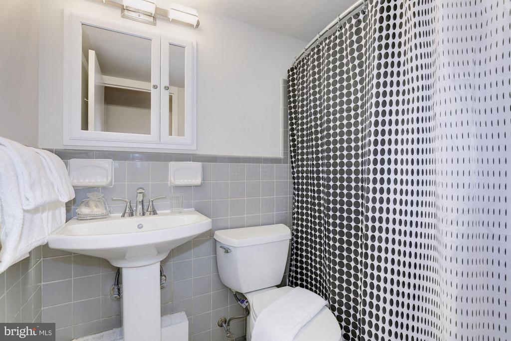 Bath - 4600 CONNECTICUT AVE NW #412, WASHINGTON