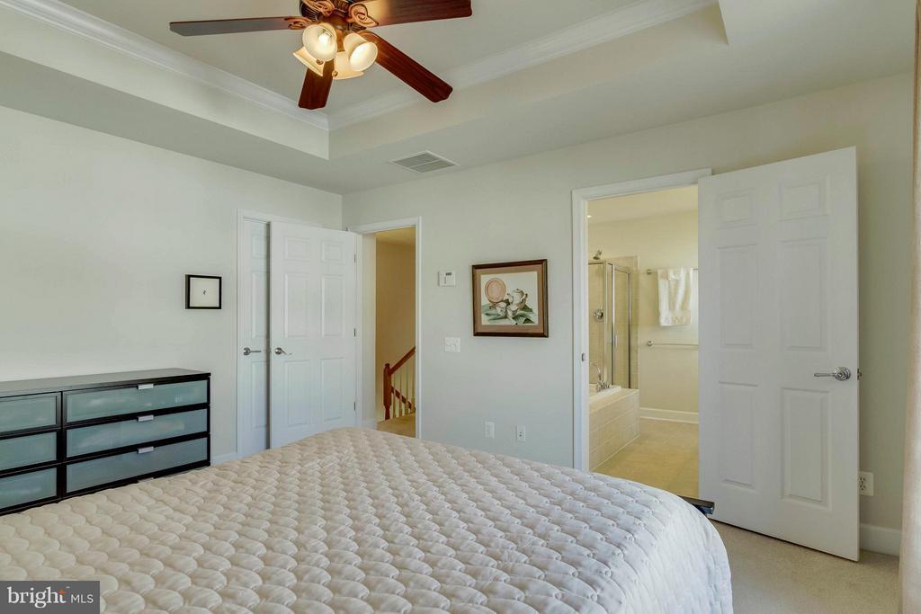 Bedroom (Master) - 14809 POTOMAC BRANCH DR #96A, WOODBRIDGE