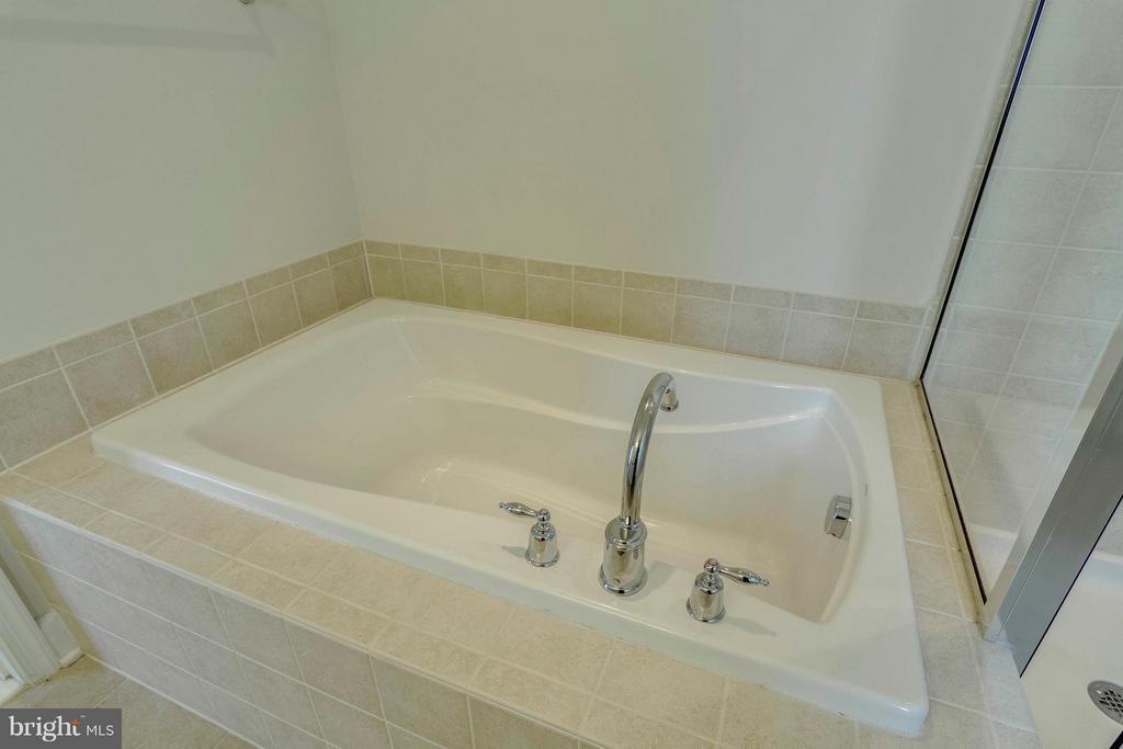 Bath (Master) - 14809 POTOMAC BRANCH DR #96A, WOODBRIDGE