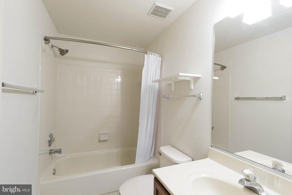 Bath (Basement) - 7910 WILLFIELD CT, FAIRFAX STATION