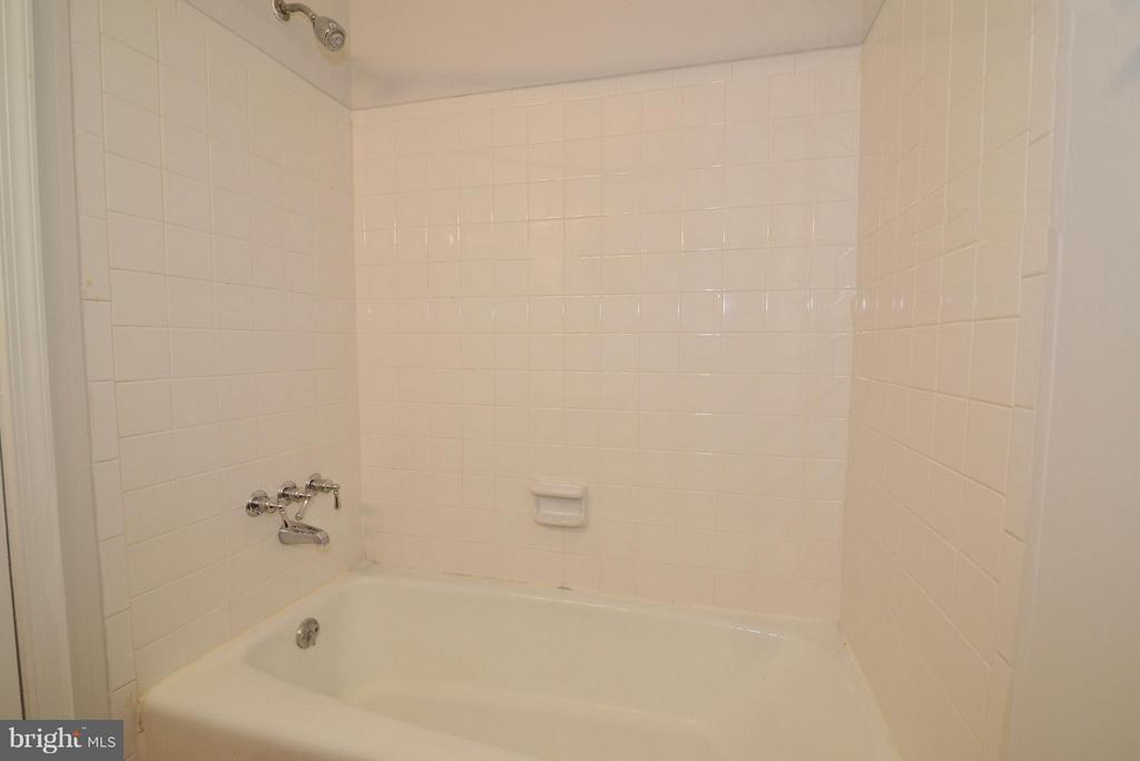 Hall Bath room with tub - 325 NANSEMOND ST SE, LEESBURG