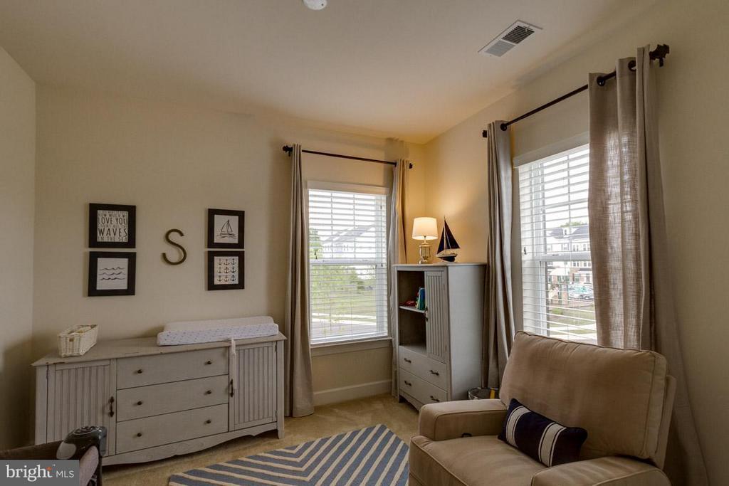 3rd Bedroom upstairs - 7617 CHESTNUT ST, MANASSAS