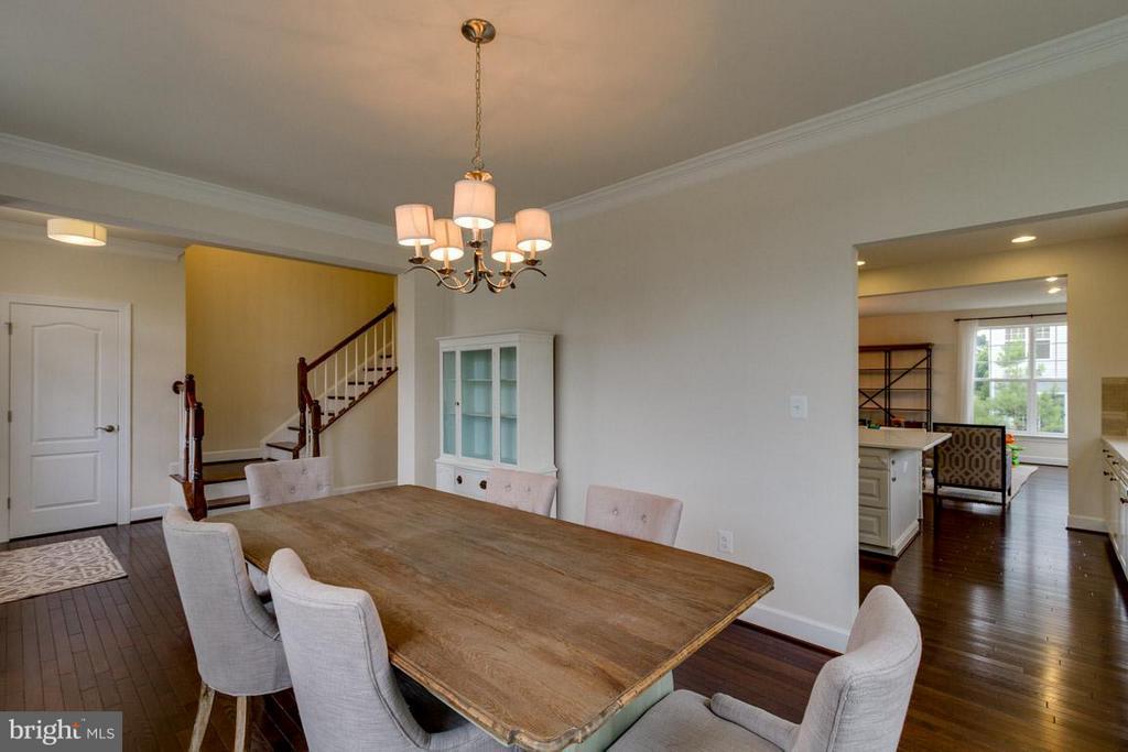 Dining Room - 7617 CHESTNUT ST, MANASSAS