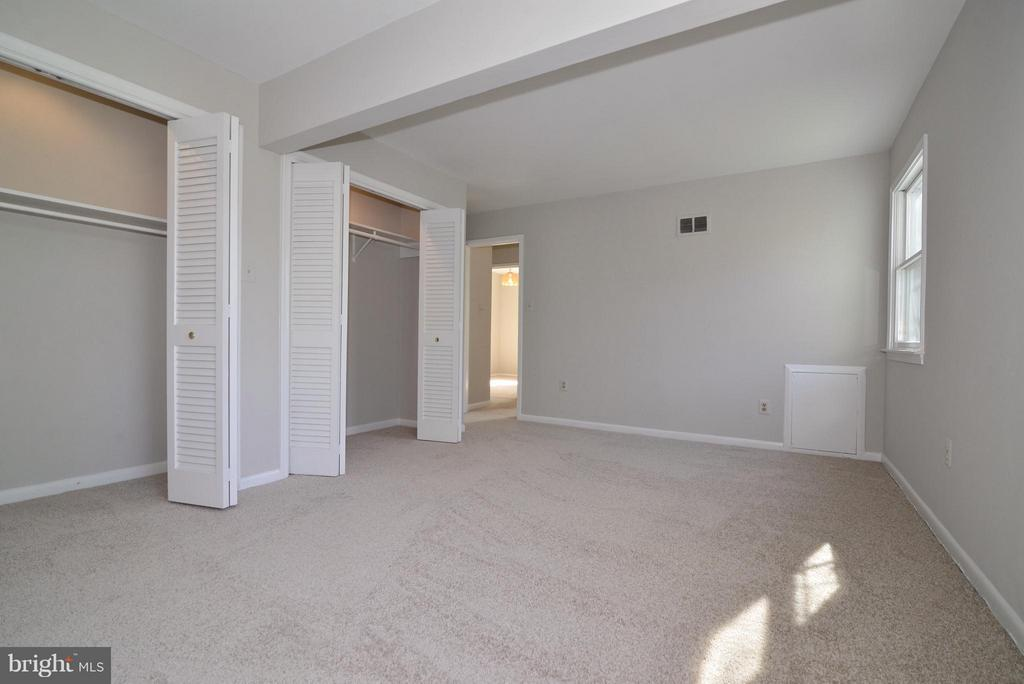 3rd bedroom - 1907 WARE RD, FALLS CHURCH
