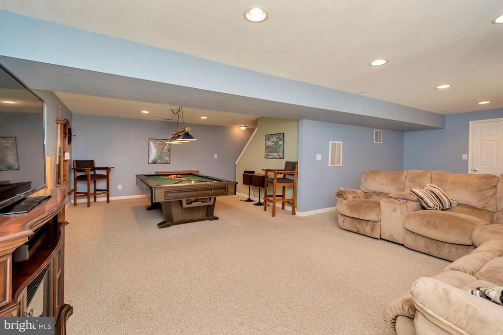 Basement - 12640 ISLE OF PINES BLVD, FREDERICKSBURG