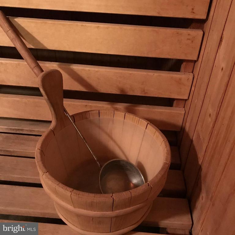 Sauna's for him and her at the indoor pool. - 1300 CRYSTAL DR #1610S, ARLINGTON