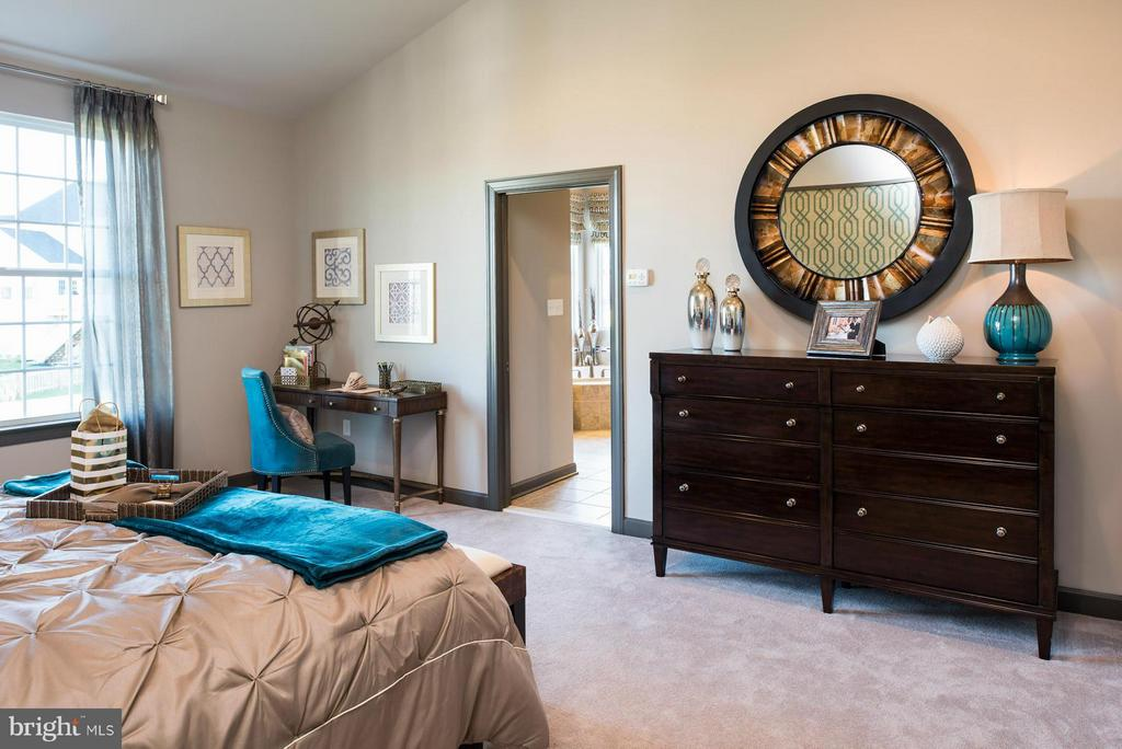 Bedroom representation - 5525 GOLDEN EAGLE RD, FREDERICK