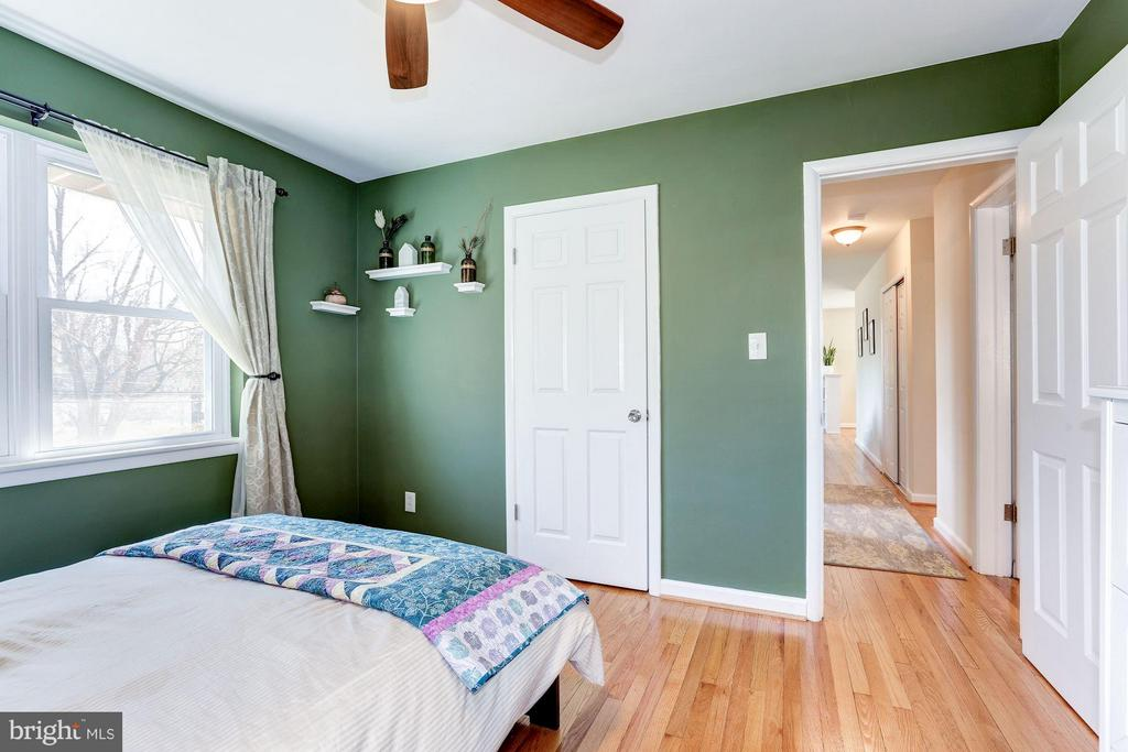 Bedroom #2 (2 of 2) - 3707 WOODRIDGE AVE, SILVER SPRING