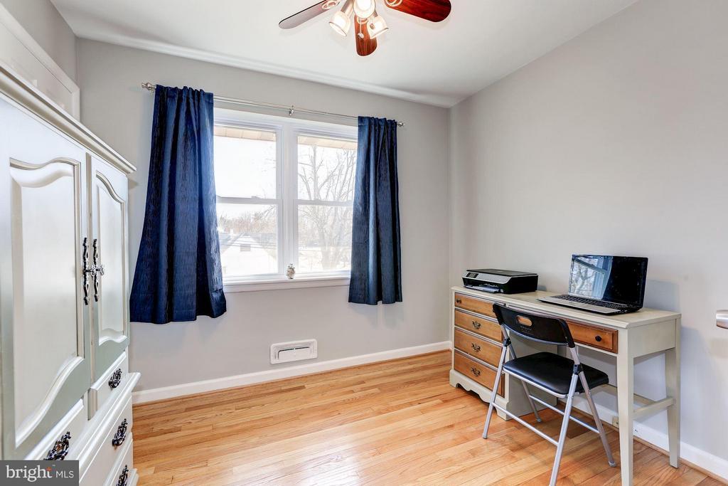 Bedroom #3 (1 of 2) - 3707 WOODRIDGE AVE, SILVER SPRING