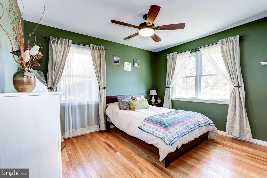 Bedroom #2 (1 of 2) - 3707 WOODRIDGE AVE, SILVER SPRING