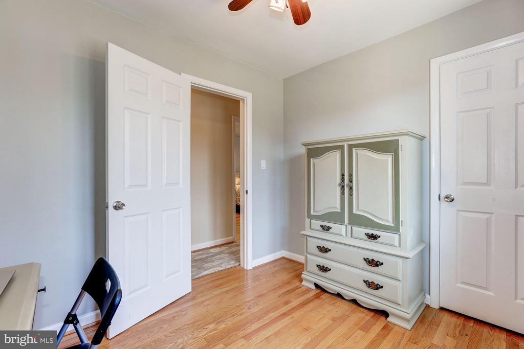 Bedroom #3 (2 of 2) - 3707 WOODRIDGE AVE, SILVER SPRING