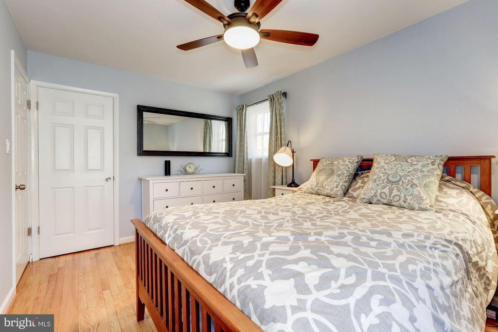 Master Bedroom (2 of 2) - 3707 WOODRIDGE AVE, SILVER SPRING