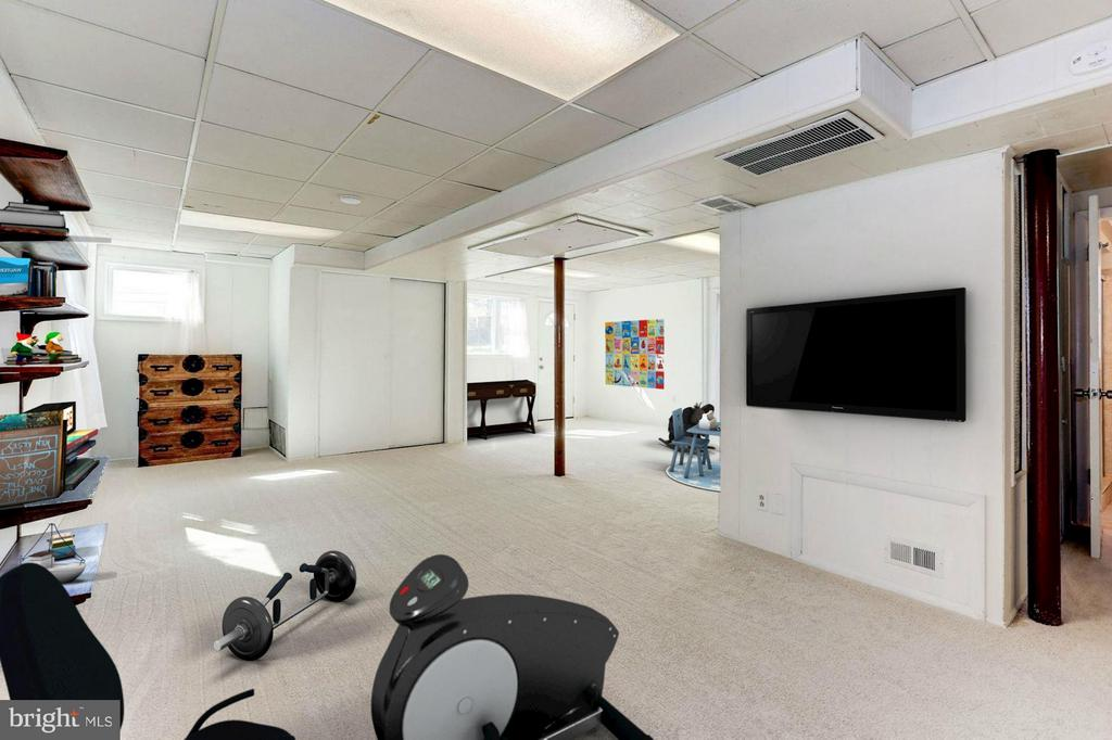Recreation Room (3 of 3) - 3707 WOODRIDGE AVE, SILVER SPRING