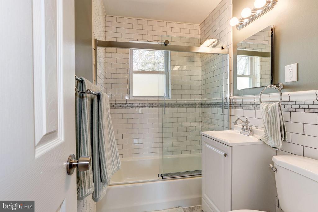Bathroom - 3707 WOODRIDGE AVE, SILVER SPRING