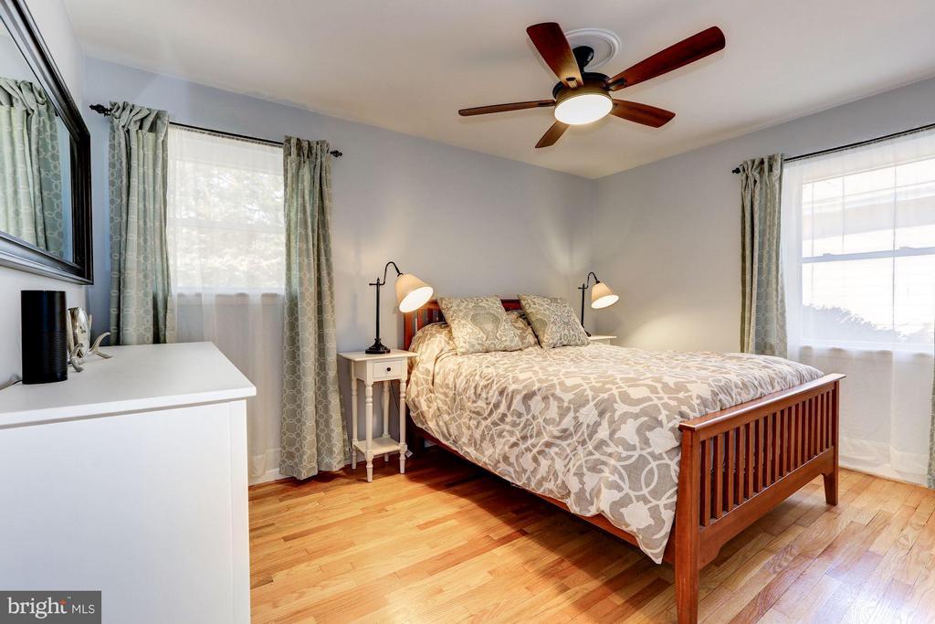 Master Bedroom (1 of 2) - 3707 WOODRIDGE AVE, SILVER SPRING