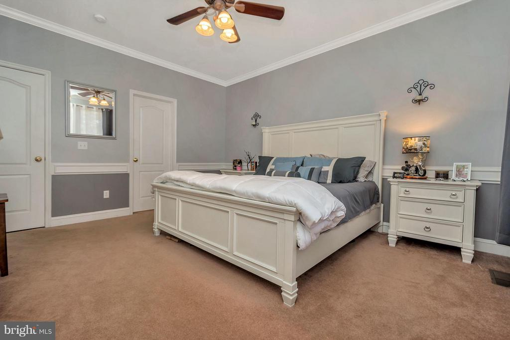 Bedroom (Master) - 103 MONTICELLO CIR, LOCUST GROVE