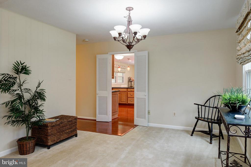 Dining Room Service to kitchen - 12931 POINT PLEASANT DR, FAIRFAX
