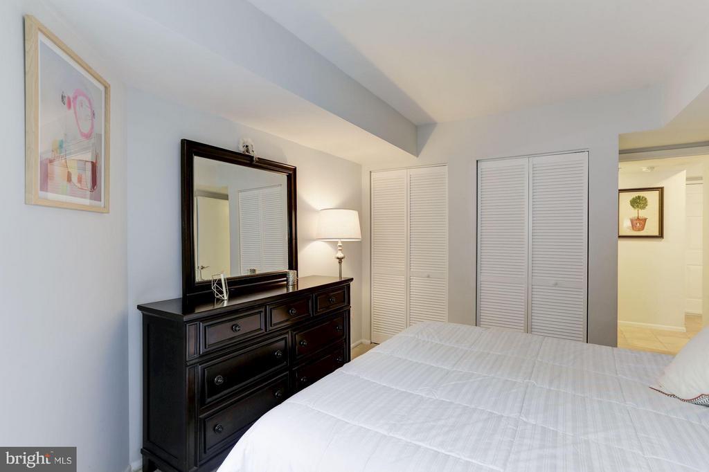 MASTER BEDROOM - 2 CLOSETS! - 1001 VERMONT ST N #508, ARLINGTON