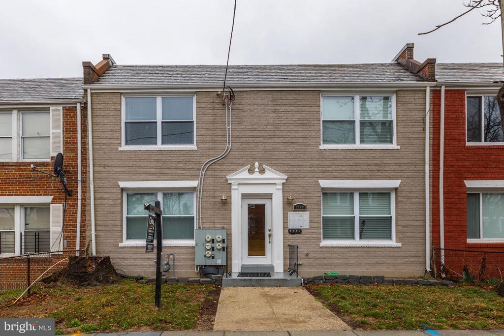 Exterior (Front) - 1326 DOWNING PL NE #3, WASHINGTON
