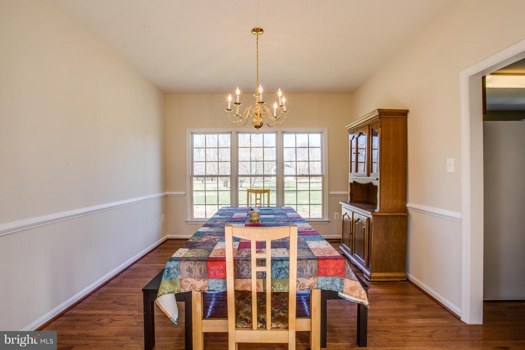 Dining Room - 190 THE VANCE WAY, FREDERICKSBURG