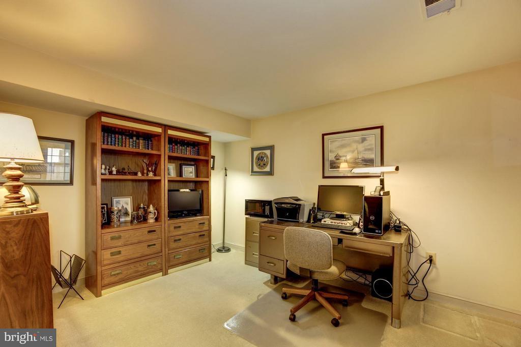 4th Bedroom - Lower Level - 9324 HEATHER GLEN DR, ALEXANDRIA