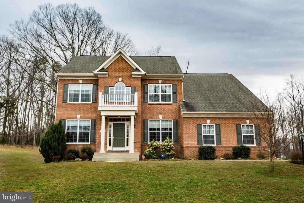 Claim your castle! 3 acres surrounded by trees! - 51 JANNEY LN, FREDERICKSBURG