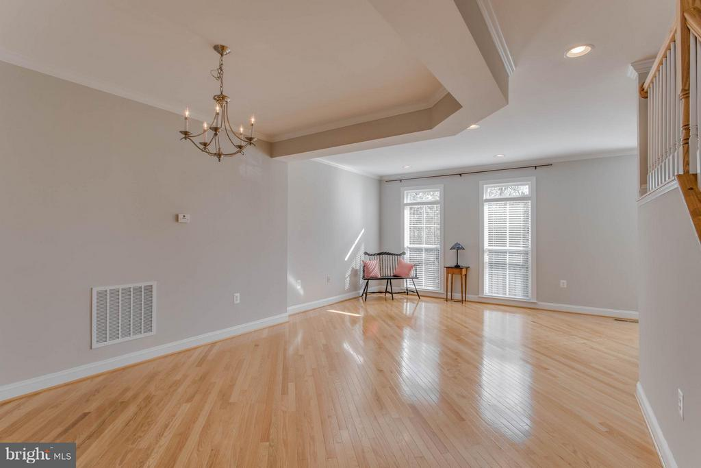 This could be a Great Room - 800 BRANCH DR, HERNDON