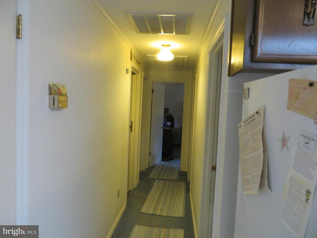 Hallway to Bedrooms - 523 LIBERTY BLVD, LOCUST GROVE