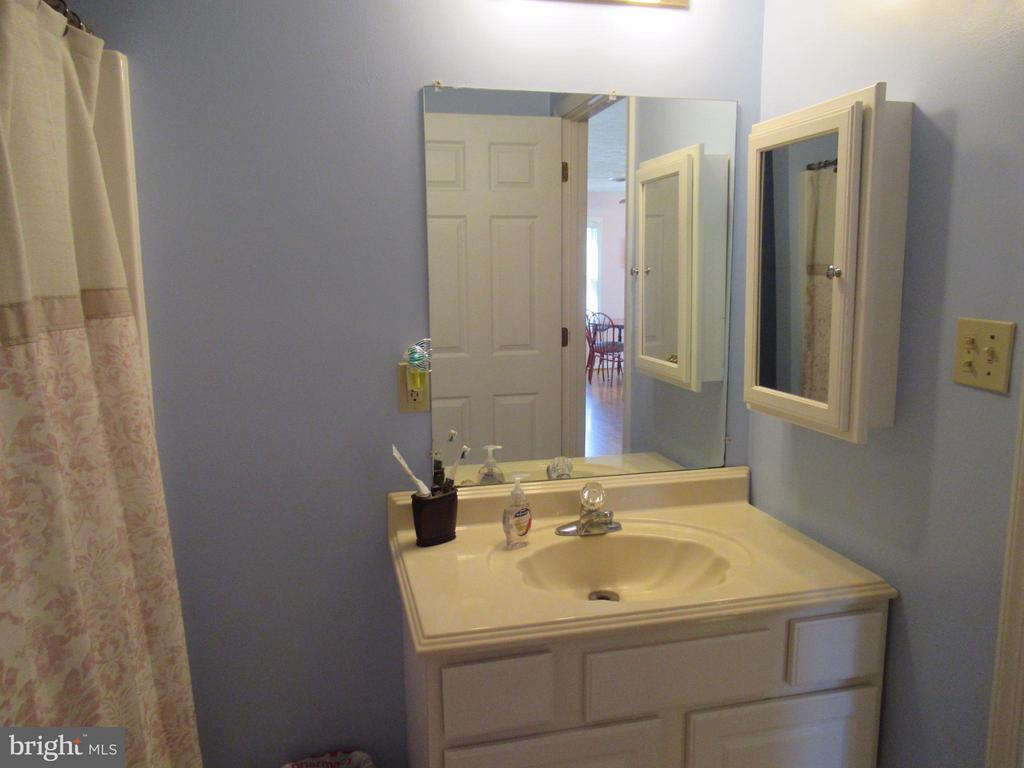 Hall bath - 185 DOGWOOD DR, LOUISA