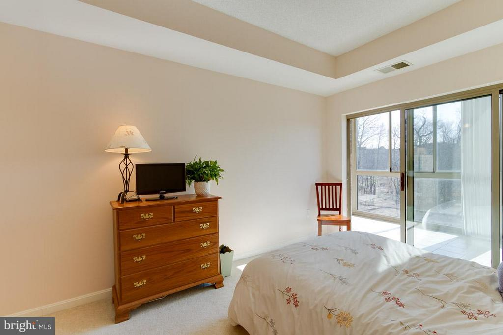 Bedroom - 2900 LEISURE WORLD BLVD #402, SILVER SPRING