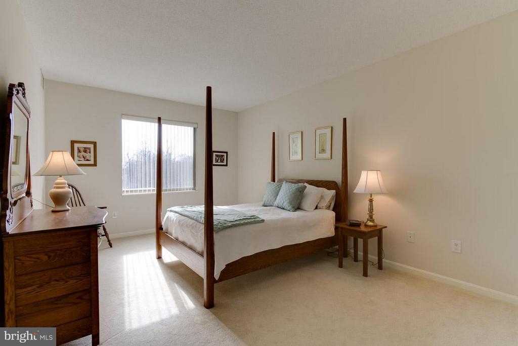 Bedroom (Master) - 2900 LEISURE WORLD BLVD #402, SILVER SPRING