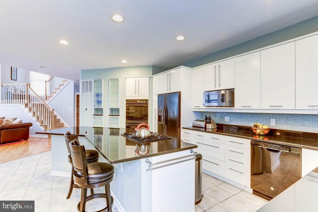 Kitchen - 3858 FARRCROFT DR, FAIRFAX